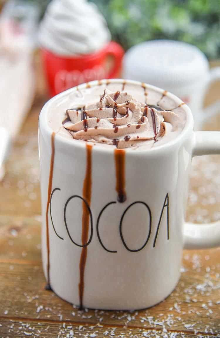 29 Easy Hot Chocolate Recipes To Warm You Up #hotchocolaterecipe