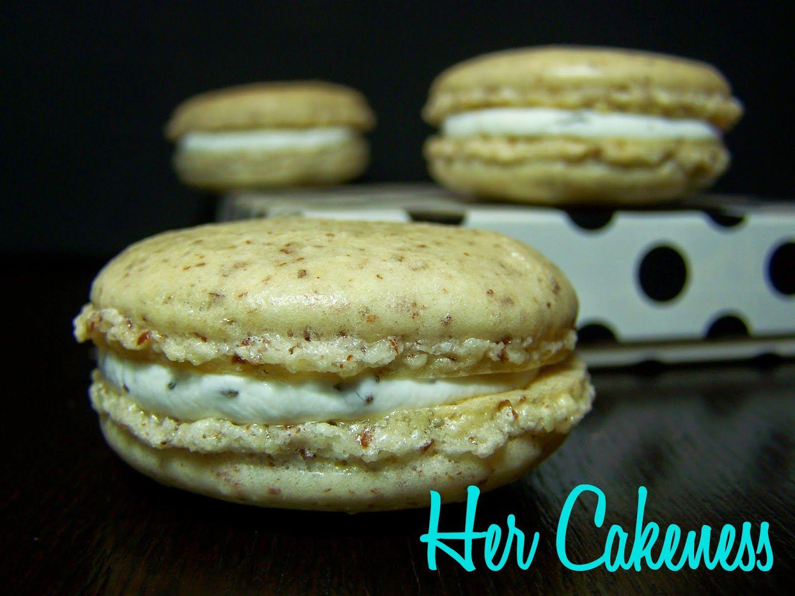 Her Cakeness: Macarons salés