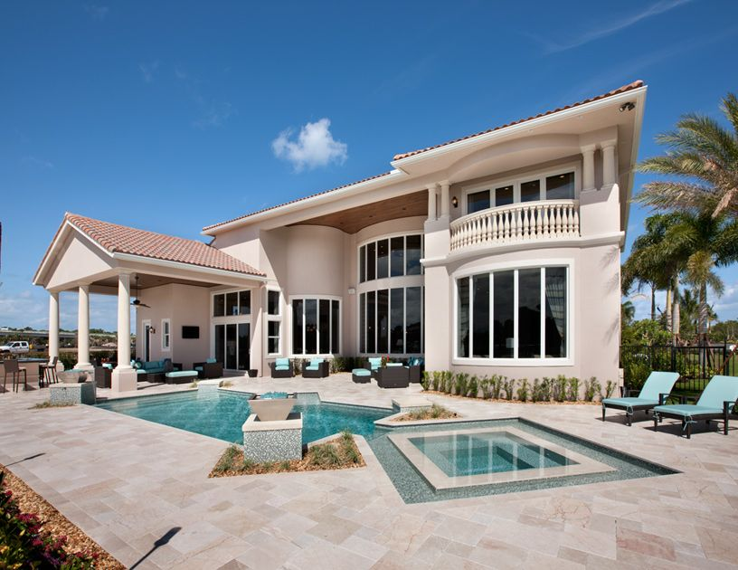 Villa Lago At Bellaria Luxury New Homes In Windermere Fl Luxury Homes Dream Houses Florida Home House Design