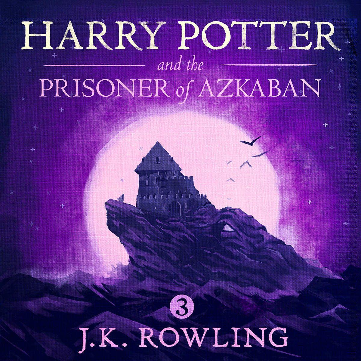 Olly Moss Harry Potter Covers Prisoner Of Azkaban Book Prisoner Of Azkaban The Prisoner Of Azkaban