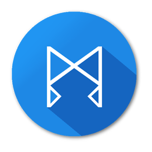 Material Wallpapers (Android M) Android Icon