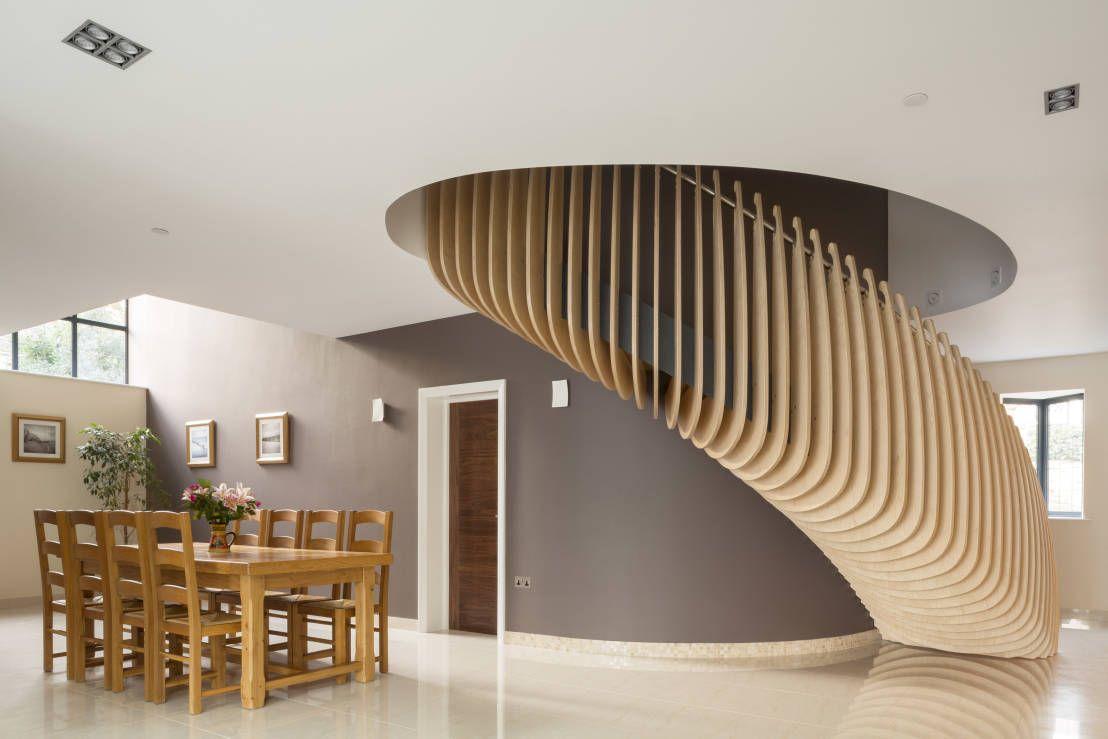 estas ideas de escaleras te van a encantar - Escaleras Modernas