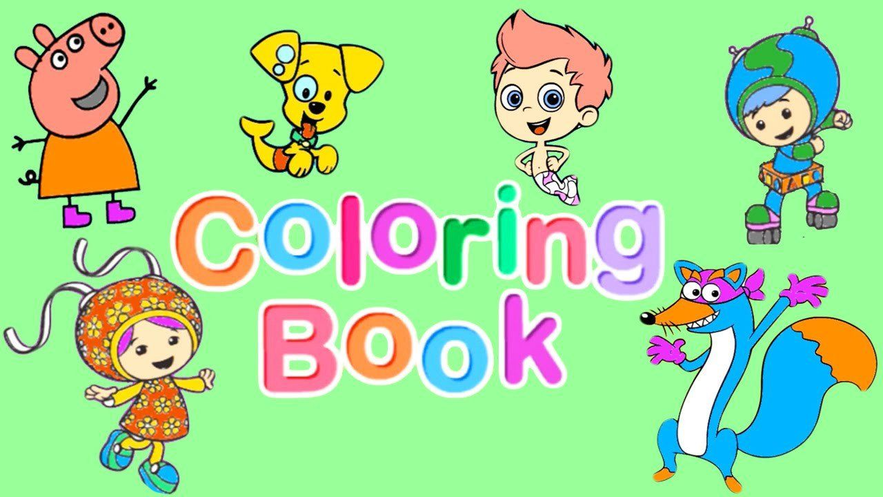 Nick Jr Coloring Book Lovely Coloring Nick Jr Coloring Book Disneynick Pages Home Nick Jr Coloring Pages Coloring Books Coloring Pages Inspirational