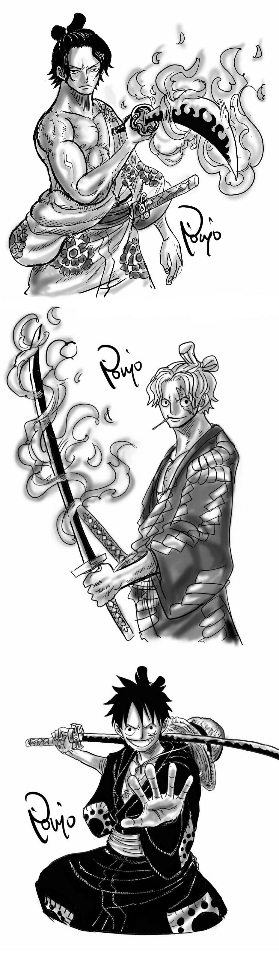 Zoro One Piece Aesthetic