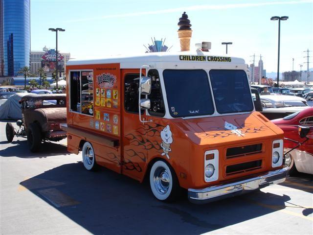 PIMPED OUT ICE CREAM TRUCKS | The Lunch Truck Biz | Trucks ...