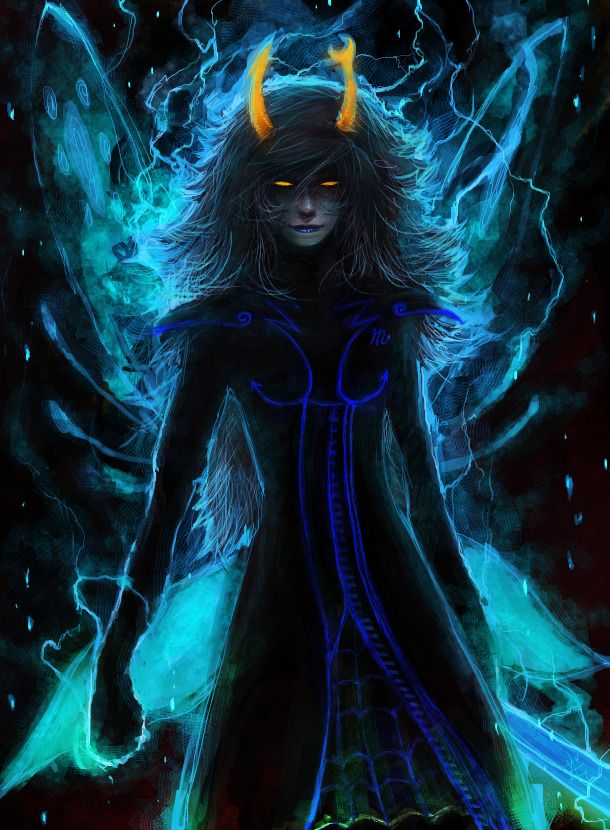 I May Have The Tiniest Girl Crush On Vriska What S The Difference Between A Crush And A Girl Crush Am I Missing Something Homestuck Art Cute Art