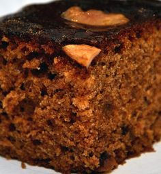 Sri Lankan Love Cake | A legacy from the Portuguese, this cake is a combination of exotic dried fruit, nuts, and fragrant spices.
