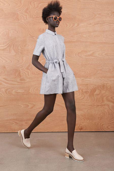 Karen Walker | Resort 2015 Collection | Style.com