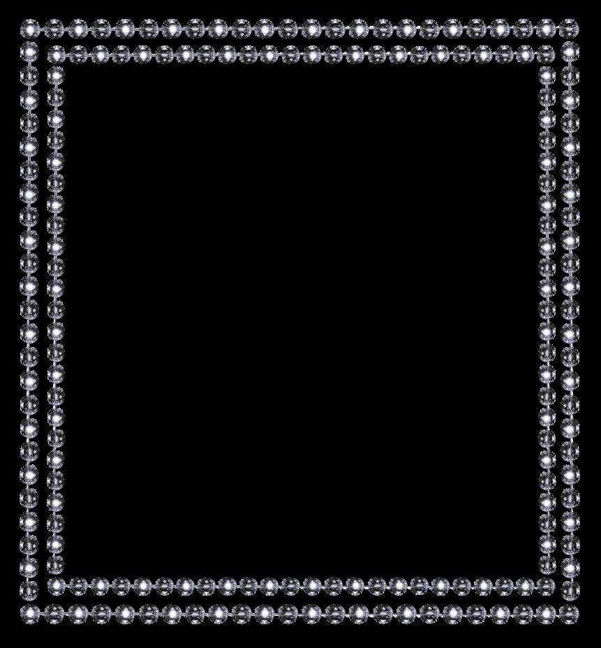 Diamond Border Png 3 By Jssanda On Deviantart Album Xmas Frames Relaxing Candles