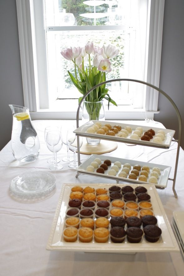 How To Host A Cake Tasting