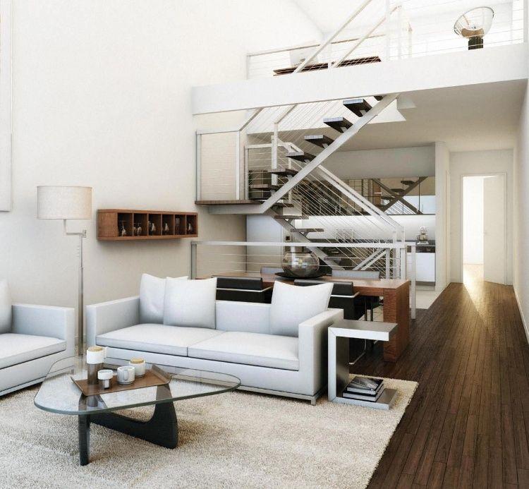Awesome Studio Lofts | Diseño minimalista, Arquitectura y Lugares ...