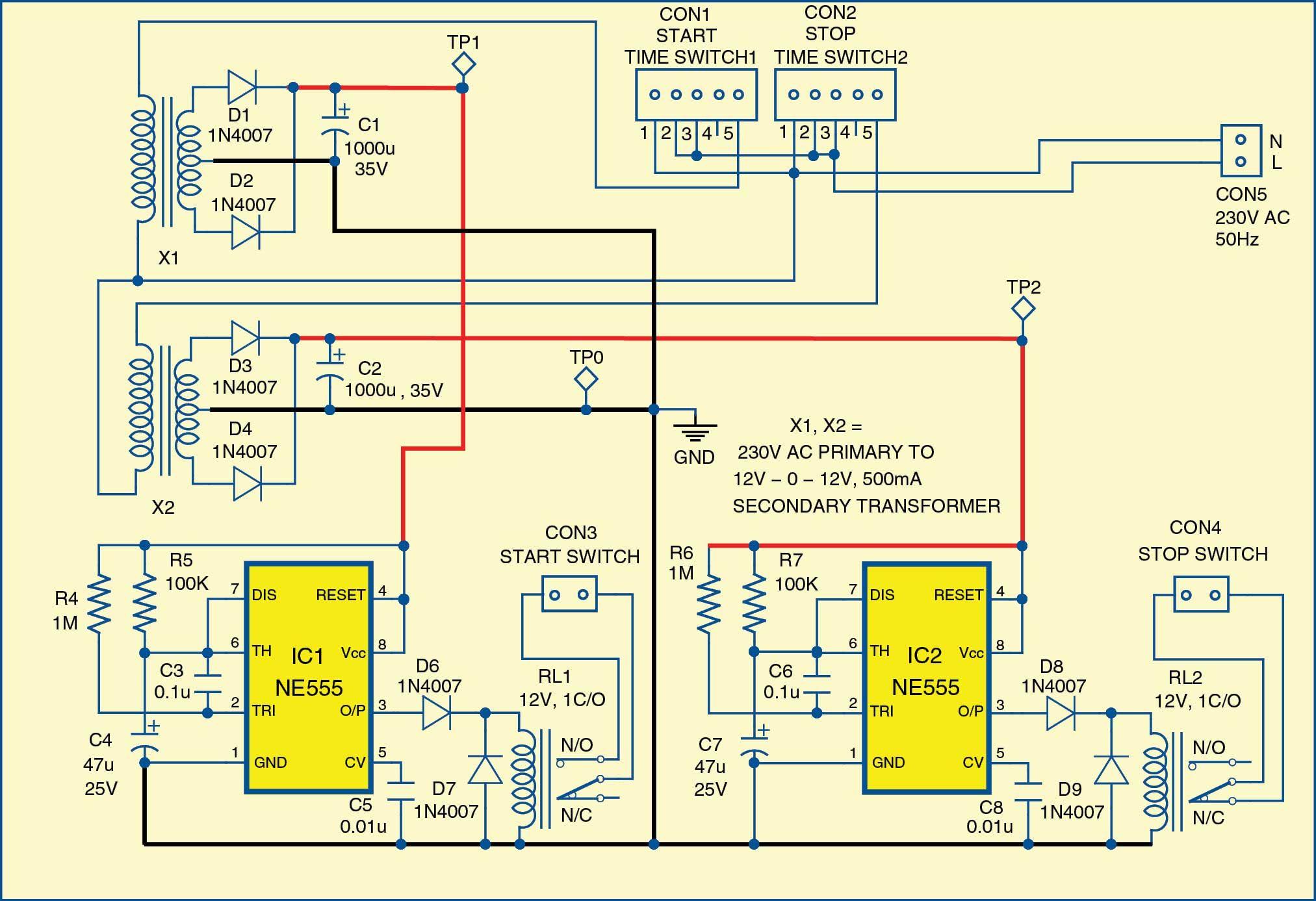 3 Phase Motor Programmable Controller Auto transformer