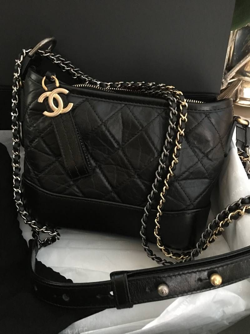 f78ac1fd1cfc11 Review and Reveal: The Chanel Gabrielle Bag | All Things Chanel in ...