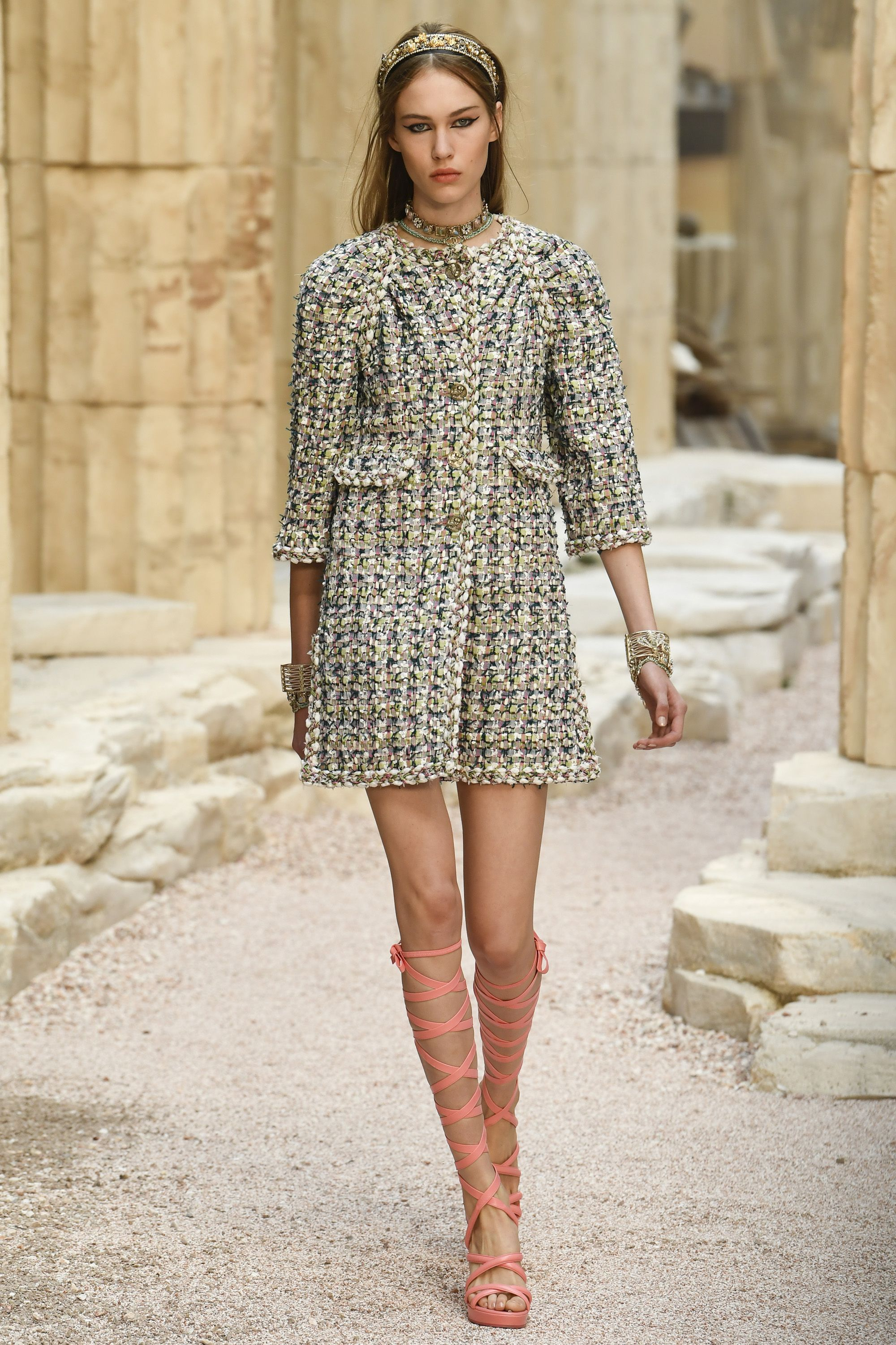 foto de Chanel Spring/Summer 2018 Resort Fashion Couture
