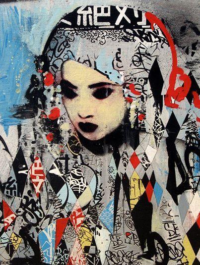 Street Artists Around The World Street Art Illustration Peinture