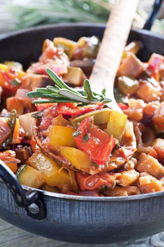 LGV - Rezept Ratatouille à la Provence Französische Küche - französische küche rezepte