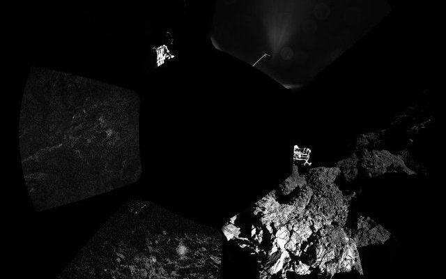 Philae è entrato in ibernazione sulla superficie della cometa 67P/Churyumov-Gerasimenko #missioni #spaziali