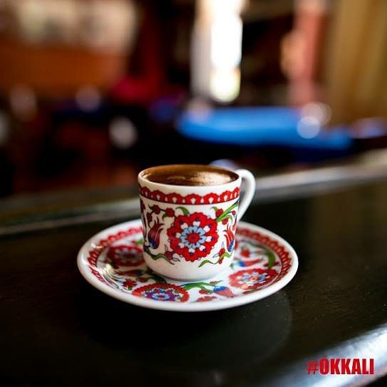 ArzumOKKA / TurkishCoffee...