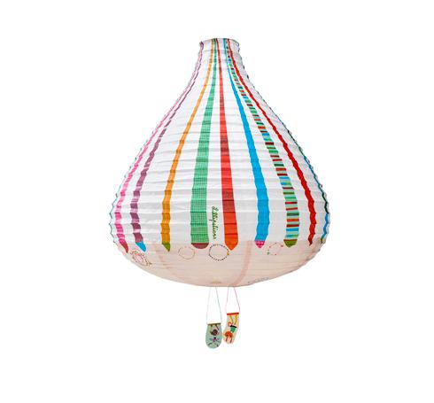 Encore un merveilleux article Lilliputiens ! Circus paper lantern