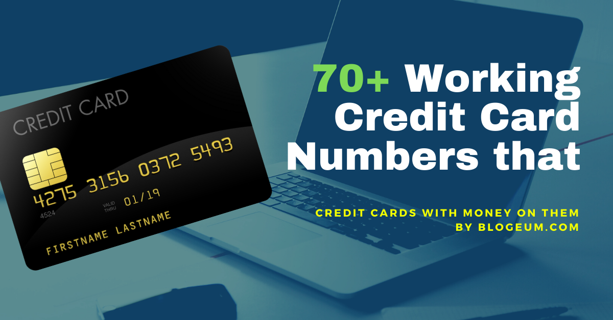 8 Best Free credit card numbers ideas in 8 free credit card