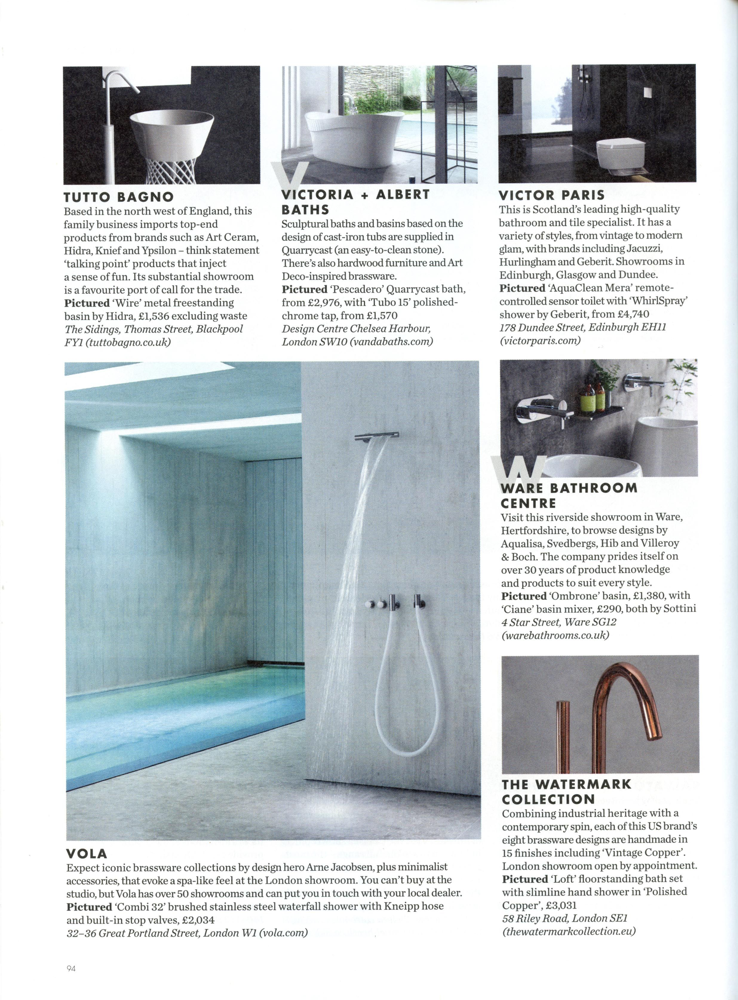 Bagno Design Edinburgh Pin By Arc Pr On The Watermark Collection In The Press Bath