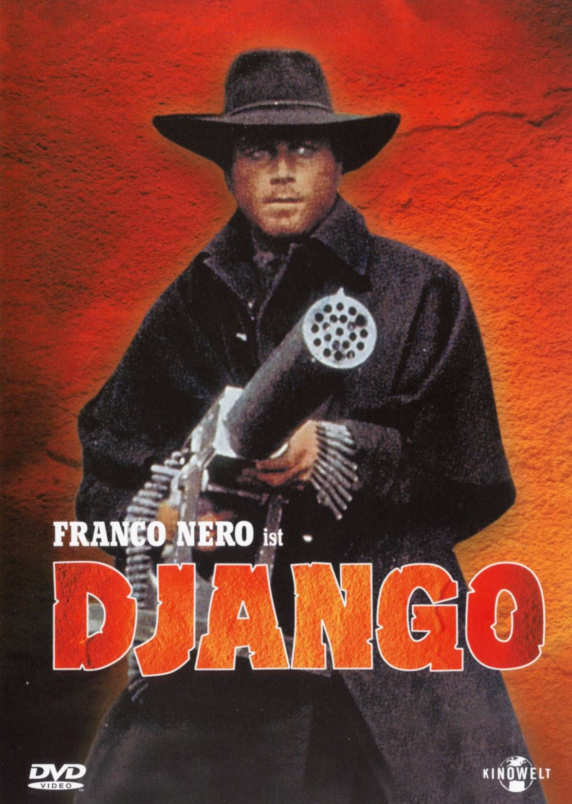 German DVD cover for