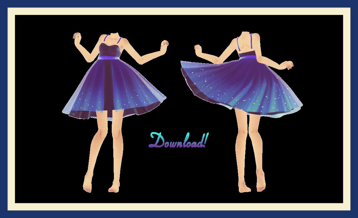 24+ Mmd dress dl info