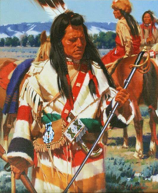 важном событии американские индейцы стан фото собаки денди-динмонт-терьер