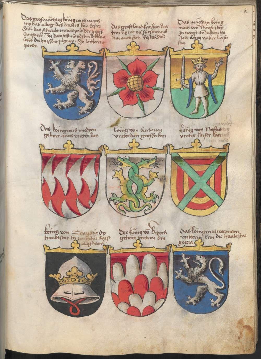 Pin Auf Heraldics