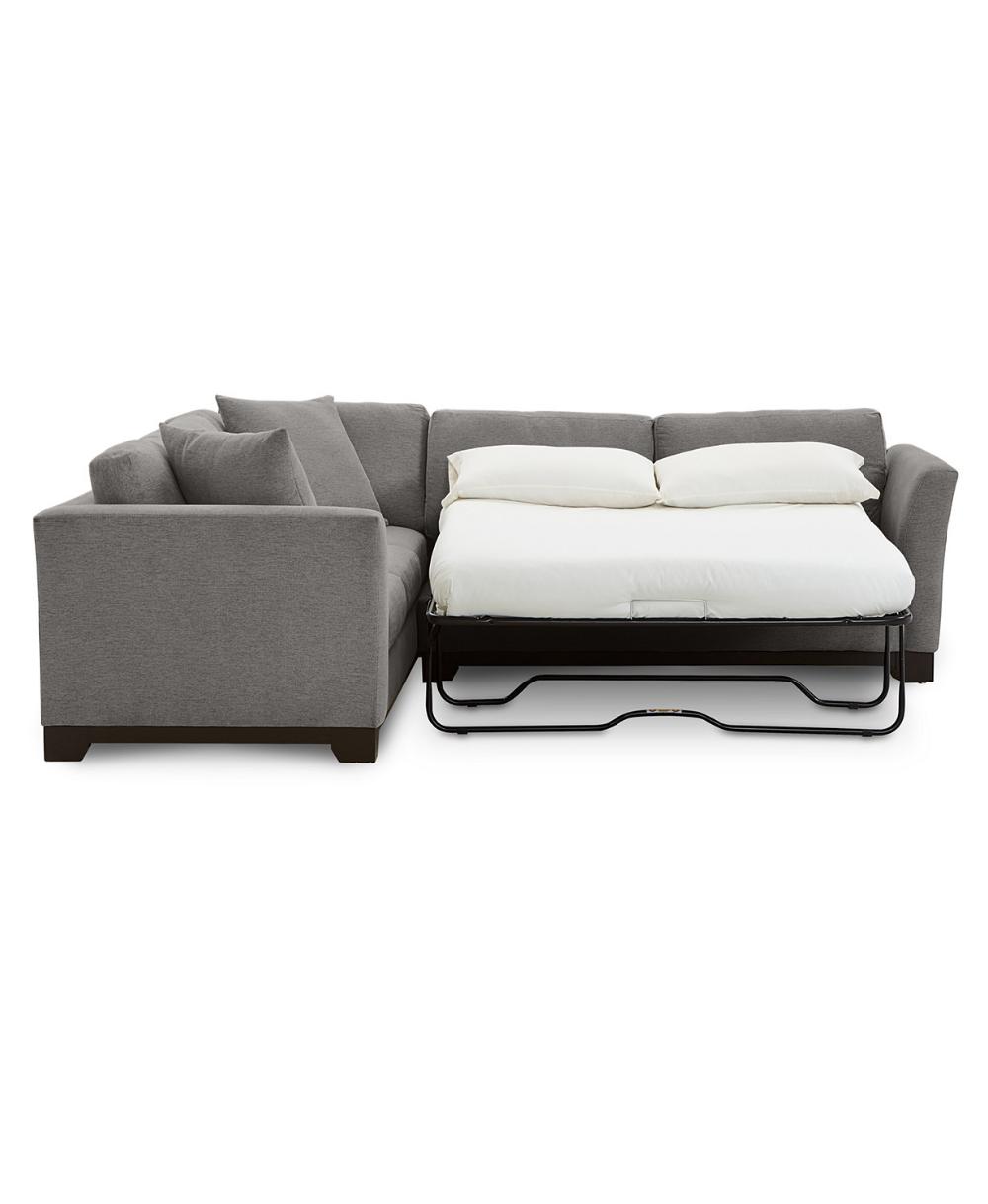 Furniture Elliot Ii 108 In 2020 Sectional Sleeper Sofa Most Comfortable Sleeper Sofa Small Space Sleeper Sofa