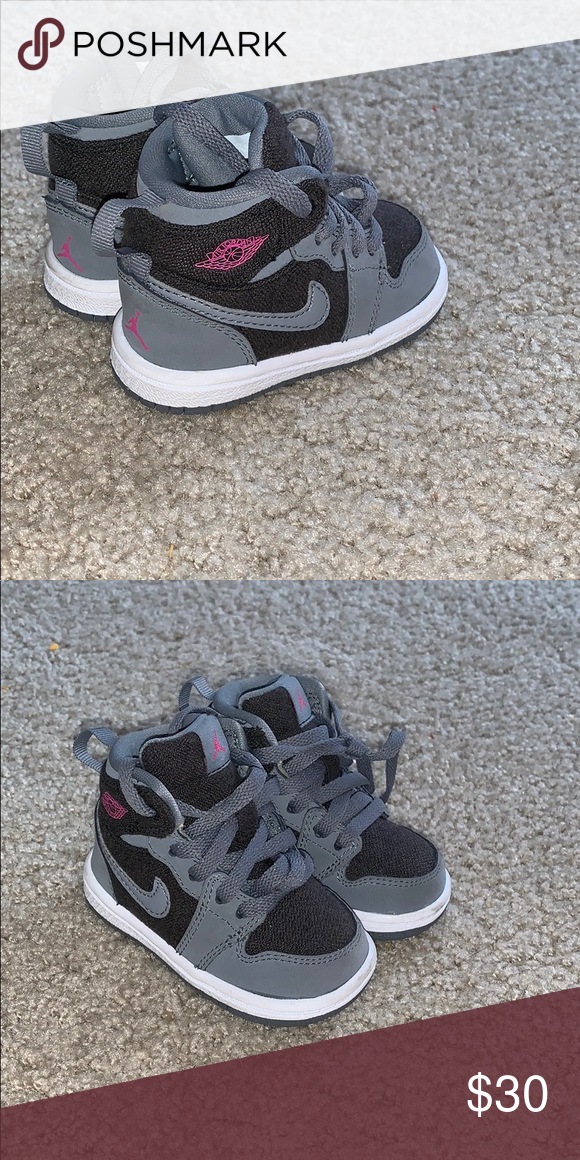 0559a8d491 Nike retro Jordan's ( infant girls ) Brand new shoes ! My daughter ...