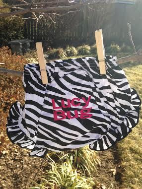 0-6 Month Zebra Print Diaper Cover by ATouchOfSouthern on Etsy, $12.99