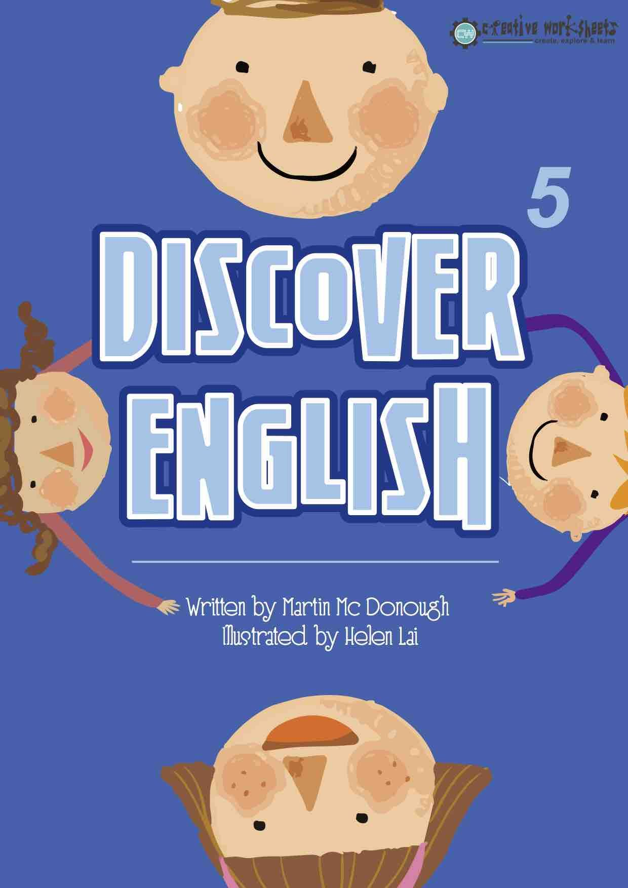 This Fantastic 6 Level English Course For Early Learners