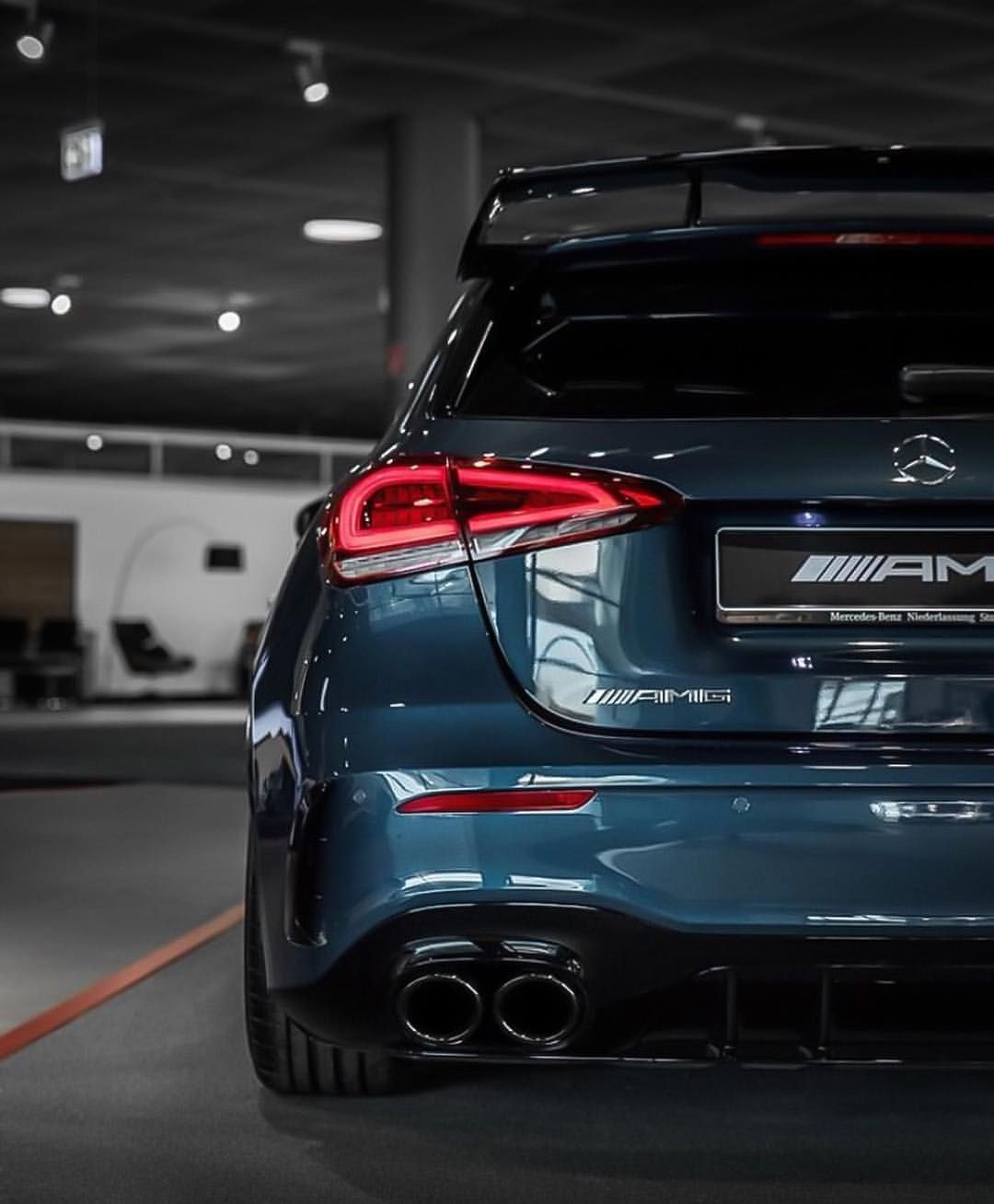 "2020 Mercedes Benz A35 Amg Sedan Uk In 2020 With Images: Chris Sagramola On Instagram: "" ️Project A 45 AMG ️"