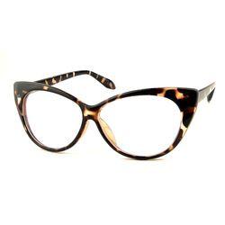 7aa20919ba9c3 Online Shop Leopard reading eyeglasses frame women brand plain eye glasses  Optical Spectacle Glasses cat eye glasses Girls birthday gift