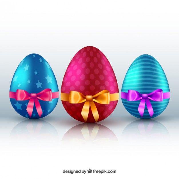 imagenes de huevos de pascua decorados - Buscar con Google