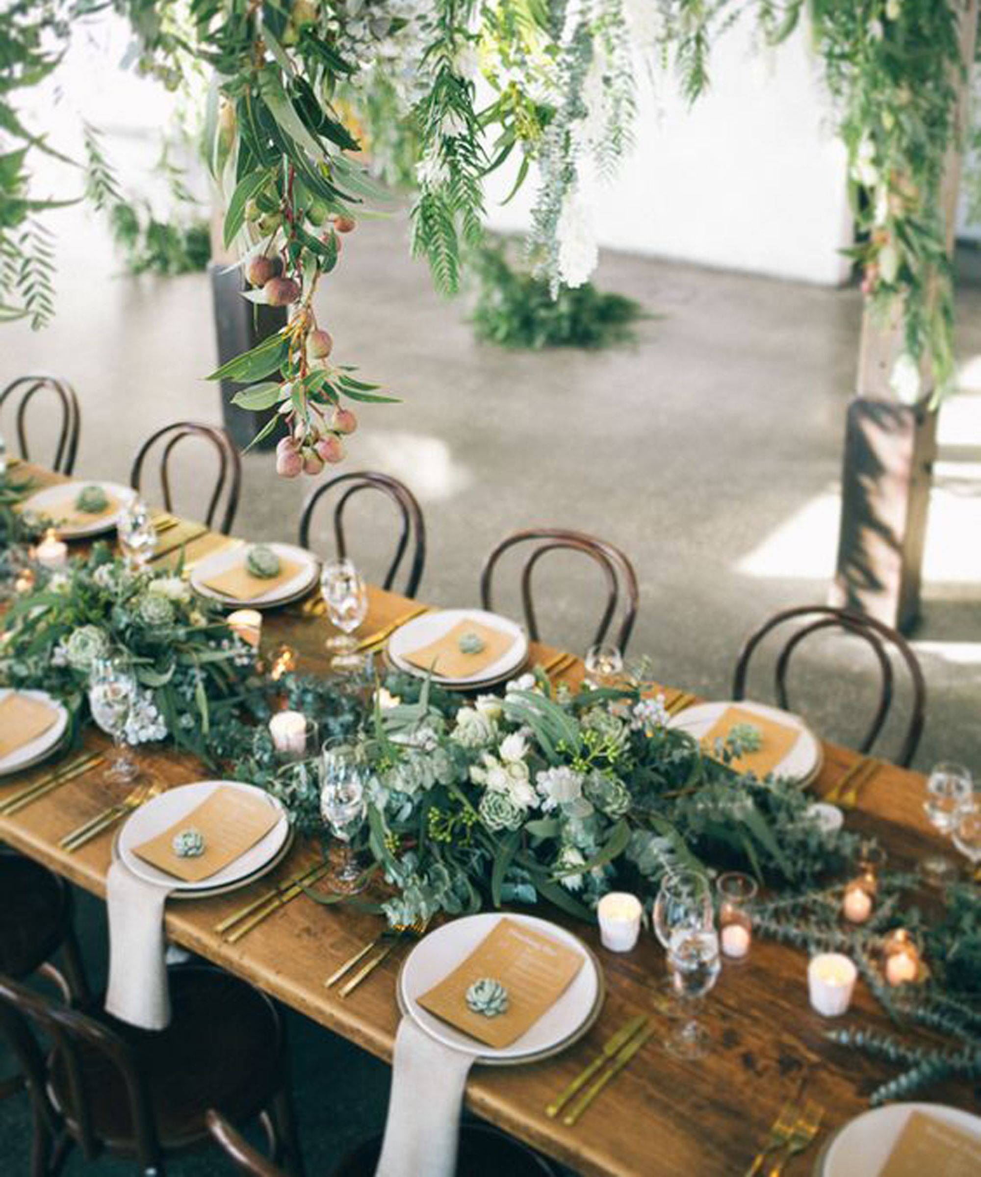 These Stunning Wedding Tablescapes Are #Goals | Rustic wedding table,  Wedding table settings, Wedding tablescapes