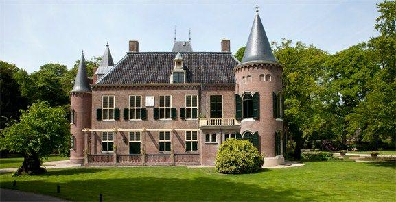 kasteel keukenhof - top trouwlocaties - lisse zuid-holland