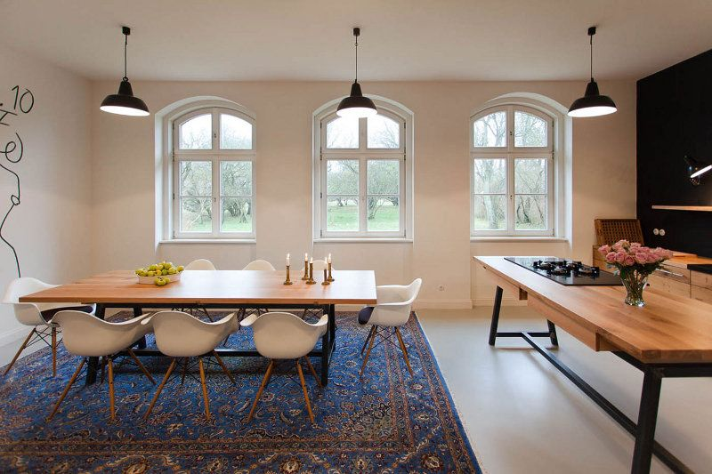 Kitchen Designer Salary Amazing Haus Bubkevitz  Desire To Inspire  Dining Table  Open Island Inspiration Design