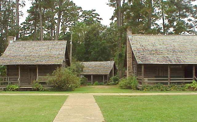 Mile Branch Settlement In Franklinton La Washington Parish Places Parish