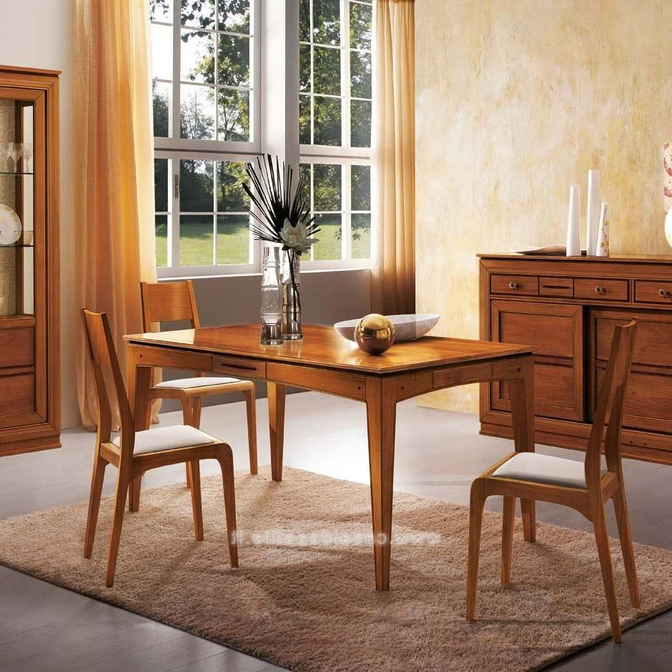 Elegant Dining Room Design With Wooden Furniture Set Including Captivating Laminate Dining Room Tables Review