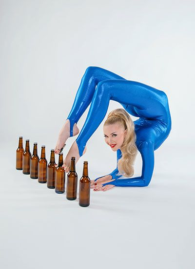 Extreme and Amazing Contortionist from Mongolia - YouTube