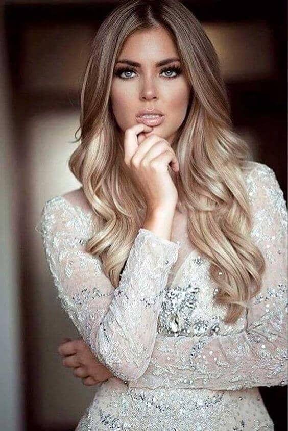 25 Haarfarben, die perfekt für den Winter sind #darkblondehair