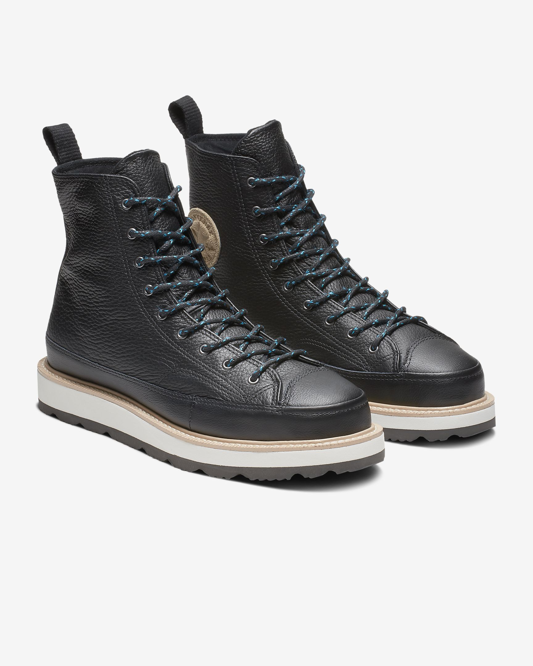 best service 5ffbe c950d Converse Chuck Taylor All Star Crafted High Top Boot Unisex Leather Boot