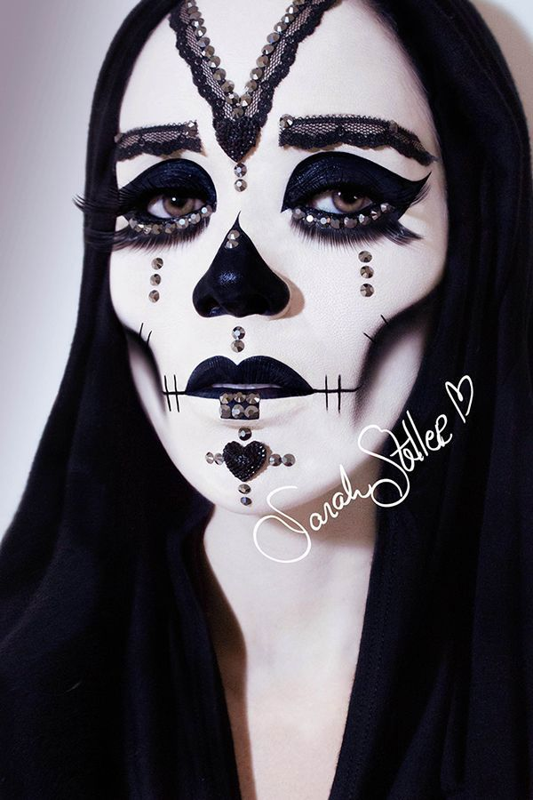 Halloween 2014: top 25 mind blowing and scary makeup ideas for ...