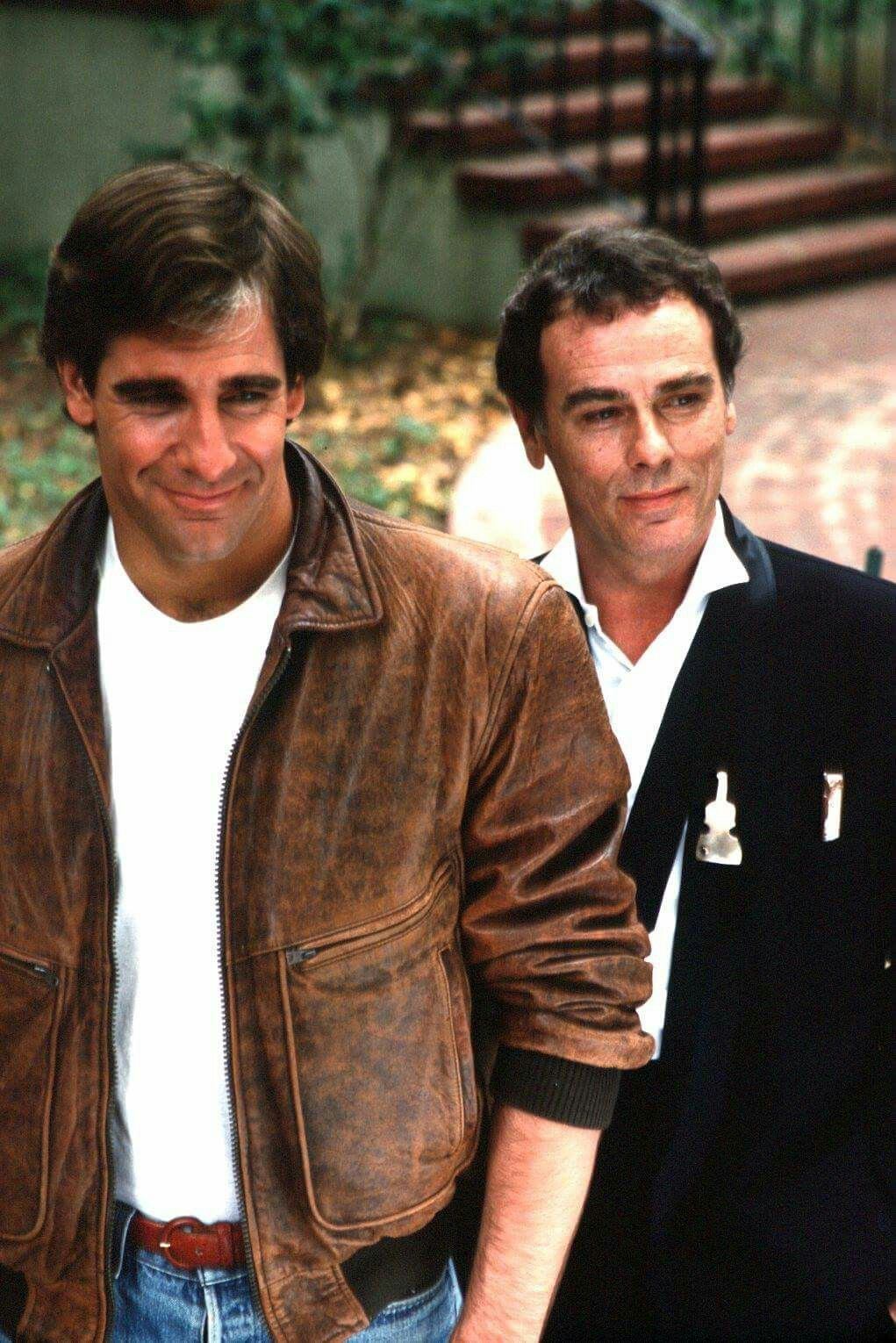 quantum leap scott bakula and dean stockwell quantum
