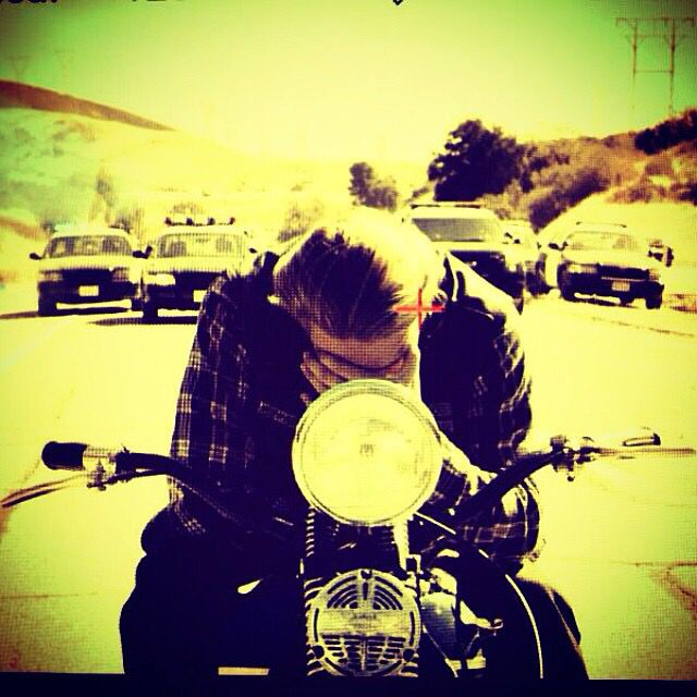 Final Ride - SOA/Jax Teller/Sons of Anarchy/ gonna miss this show