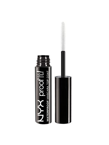 b1acac2dc46 NYX Proof It! Waterproof Mascara Top Coat A few editors around the office  have been gushing about how great this topcoat is and here's why: It's  basically ...