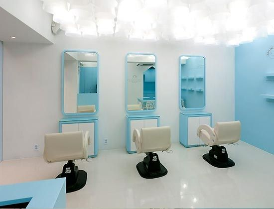 Shampoo area color scheme | Salon ideas | Pinterest | Small salon ...