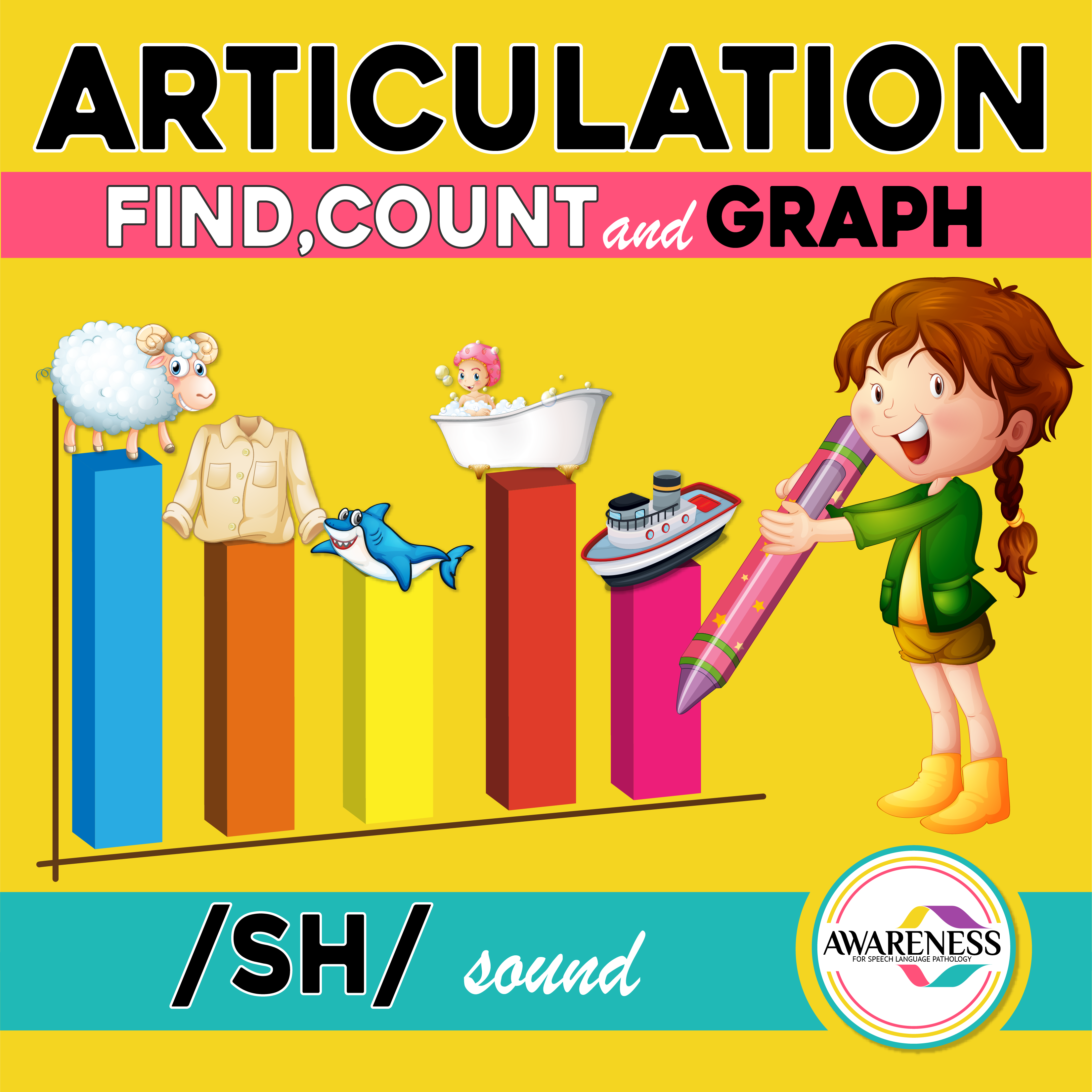 Sh Articulation Activity Worksheets For Speech Therapy